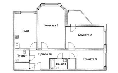 план дом рисунок связь